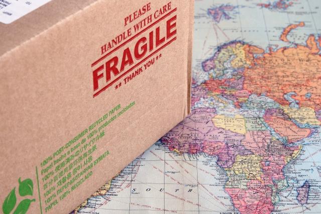 国際eパケットで発送するときの注意点